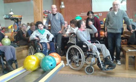 Sortie Bowling du samedi 28/12/2015