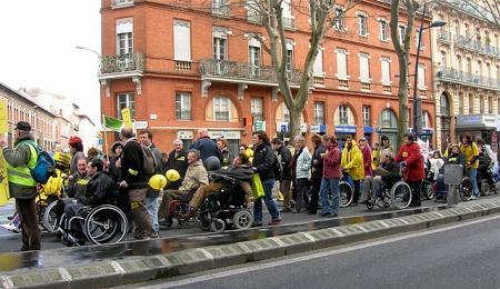 Manifestation NPNS à Toulouse le 27 mars 2010
