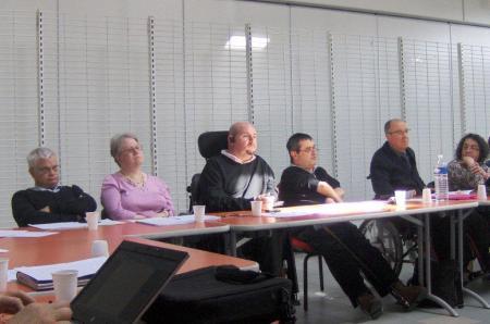 Rencontre CD/CA à Bordeaux mars 2011