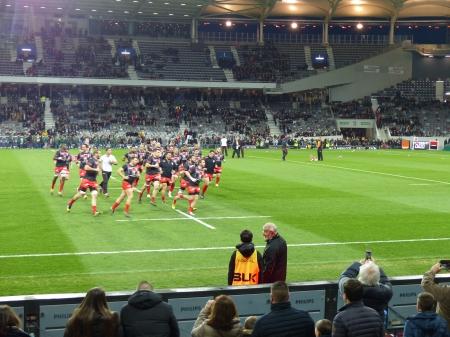 Rugby à Toulouse le 27/03/2016