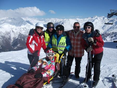 Saison de ski hiver 2010