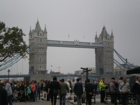 SEJOUR A LONDRES SEPTEMBRE DE 2014