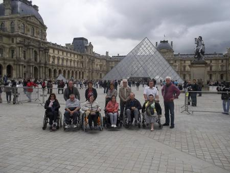 Séjour à Paris septembre 2013