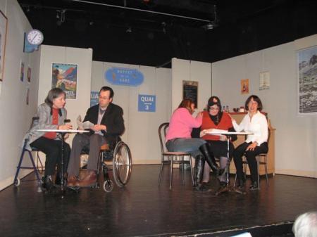 soirée théâtre du 04/12/2010