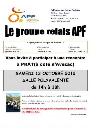 réunion du relais le samedi 13 octobre  2012 affiche grand FORMAT.jpg