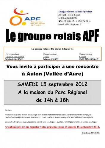 réunion du relais le samedi 15 septembre  2012 affiche grand FORMAT.jpg